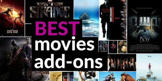 Best Kodi Addons for Movies 2018