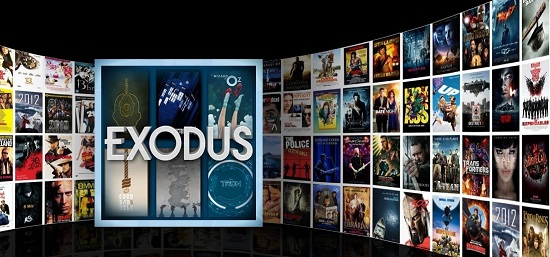 Exodus Kodi Addon for Movies