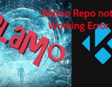 Blamo Repo Not Working
