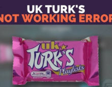 UK Turks not working