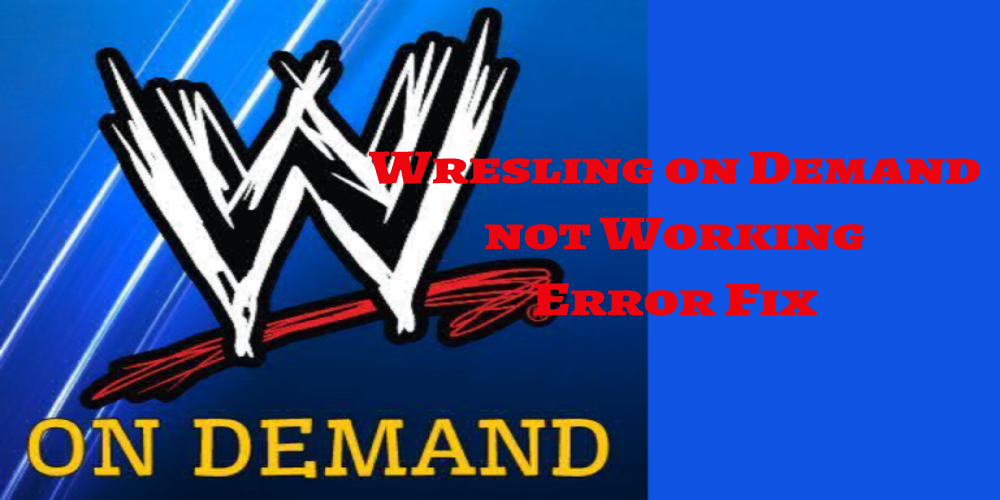 Fix Wrestling on Demand not Working Error - Install new kodi