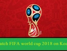 How to watch FIFA world cup 2018 on Kodi